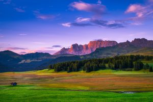 Italská příroda