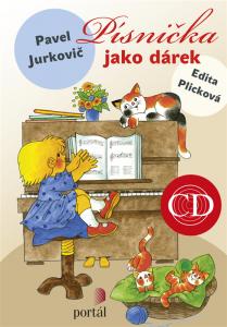 Obal zpěvníku PÍSNIČKA JAKO DÁREK