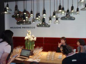 Restaurace Prosekána Praha