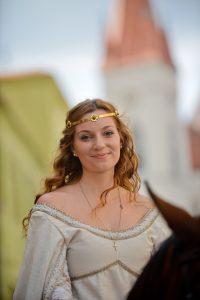 Královna vinobraní