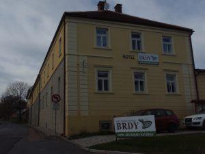Nový hotel v CHKO Brdy