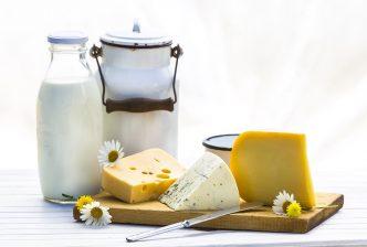 Mléčné produkty k článku Jak řešit nedostatek vápníku a vitamínu D