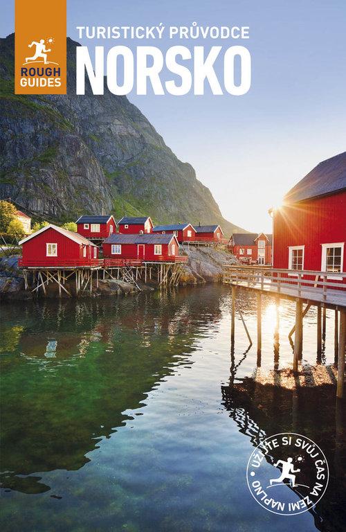 NORSKO Nový CELOBAREVNÝ průvodce zemí fjordů, ledovců a vodopádů.