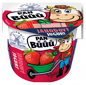 Dětským jogurtem Pan Bůůů uděláte radost