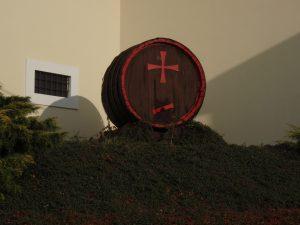 Za rekordy do Čejkovic - obří sud na víno