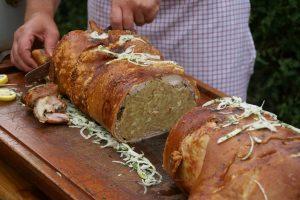 Pečené vepřřové -německá gastronomie