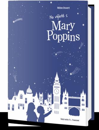 Obal knihy Na výletě s Mary Poppins