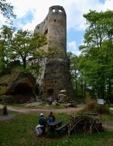 Nedělní výlet do Českého ráje - na hrad Valečov