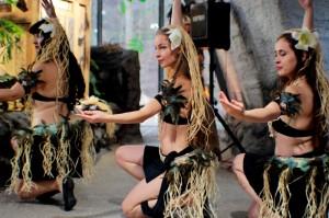 Taneční skupina trn v oku